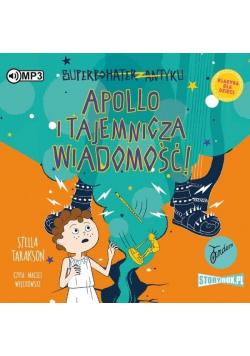 Superbohater z antyku T.5 Apollo... Audiobook