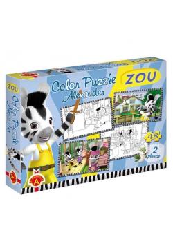 Zou. Color puzzle ALEX