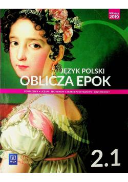Język polski Oblicza epok 2  1