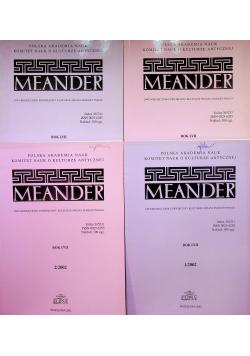 Meander 4 części