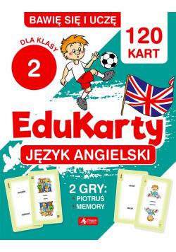 EduKarty. Język angielski dla kl. 2