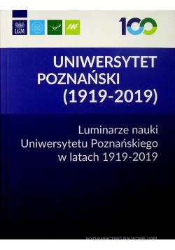 Luminarze nauki polskiej w Uniwersytetu Poznańskiego