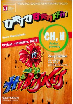 Ortograffiti CH-H Poziom 1