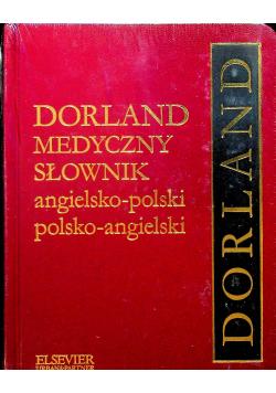Dorland Medyczny słownik angielsko - polski Nowa