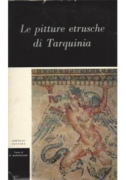 Le pitture etrusche di Tarquinia