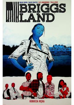 Briggs Land Kobieca ręka