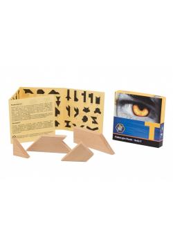 Puzzle drewniane - seria T