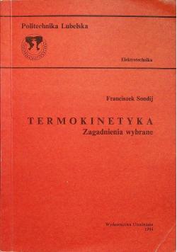 Termodynamika zadania wybrane