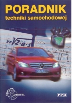 Poradnik techniki samochodowej plus wzory