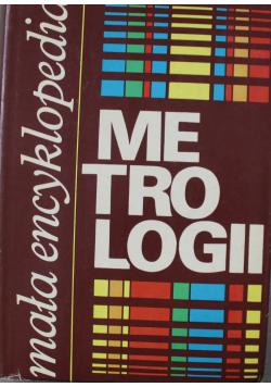 Mała encyklopedia metrologii