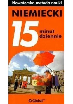 Niemiecki 15 minut dziennie