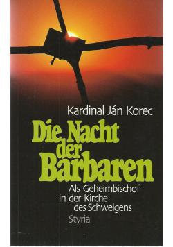 Die Nacht der Barbaren
