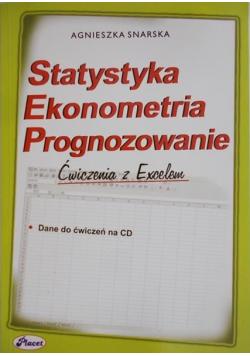 Statystyka Ekonometria Prognozowanie  + CD