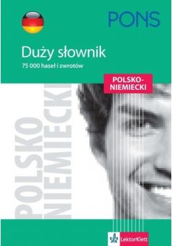 PONS Duży słownik polsko niemiecki