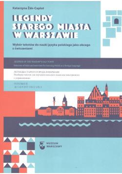 Legendy Starego Miasta w Warszawie / Muzeum Warszawy