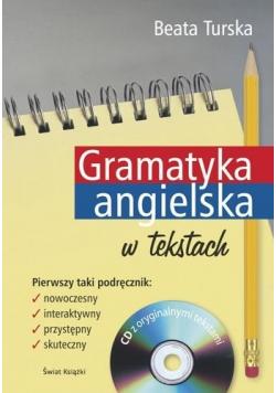 Gramatyka angielska w tekstach