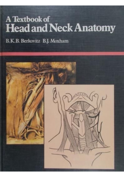 A Textbook of Head and Neck Anatomy