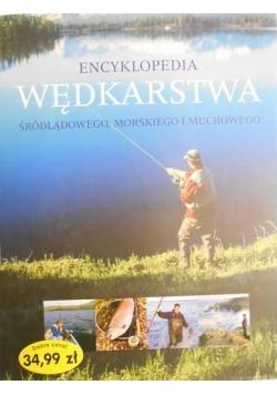 Encyklopedia wędkarstwa śródlądowego, morskiego i muchowego