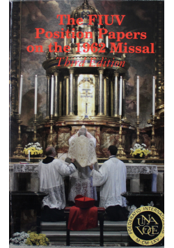 The FIUV Position Papers on the 1962 Missal