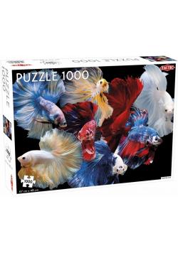 Puzzle 1000 Animals: Fighting Fish