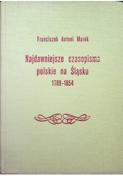 Najdawniejsze czasopisma polskie na Śląsku