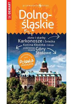 Polska Niezwykła. Dolnośląskie przewodnik+atlas