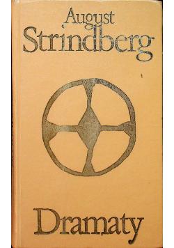 August Strindberg dramaty
