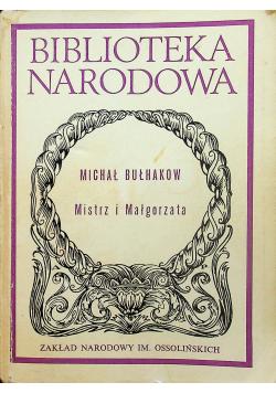 Mistrz i Małgorzata
