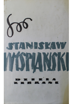 Stanisław Wyspiański dzieła wybrane