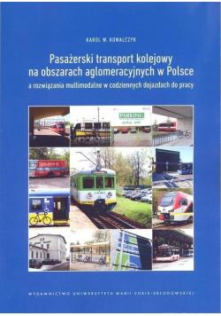 Pasażerski transport kolejowy na obszarach...