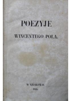 Poezyje Wincentego Pola 1855 r.