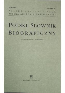 Polski Słownik Biograficzny Zeszyt 211