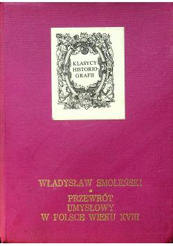 Przewrót umysłowy w Polsce w wieku XVIII