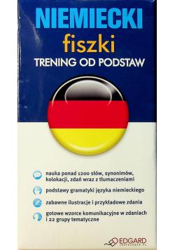 Niemiecki fiszki trening od podstaw