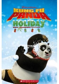 Kung Fu Panda Holiday. Reader Level 1 + CD