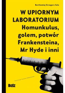 W upiornym laboratorium