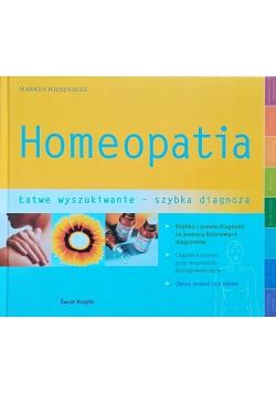 Homeopatia Łatwe wyszukiwanie szybka diagnoza