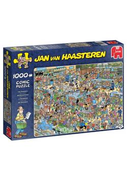 Puzzle 1000 Haasteren Drogeria G3