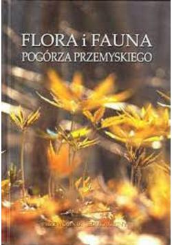 Flora i fauna pogórza przemyskiego