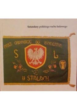 Sztandary polskiego ruchu ludowego