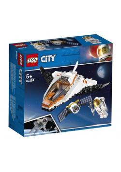 Lego CITY 60224 Naprawa satelity