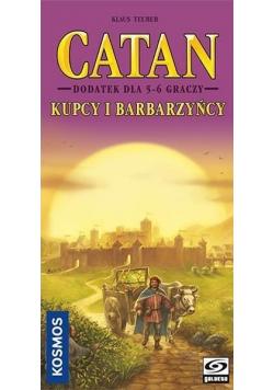 Catan Kupcy i Barbarzyńcy Nowe