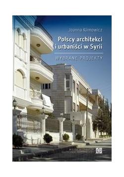 Polscy architekci i urbaniści w Syrii