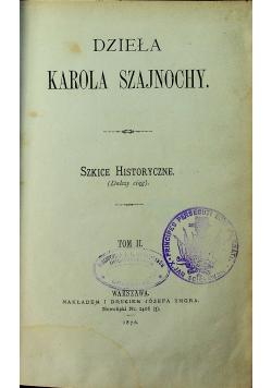 Dzieła Karola Szajnochy 1876