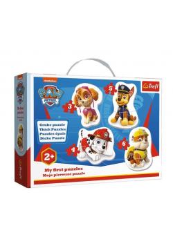 Puzzle Baby Classic - Skye,Marshall,Chase i Rubble