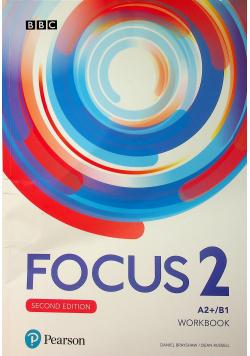 Focus 2 second edition A2 plus/B1