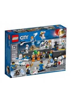 Lego CITY 60230 Badania kosmiczne - minifigurki