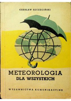 Meteorologia dla wszystkich