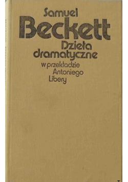 Dzieła dramatyczne w przekładzie Antoniego Libery