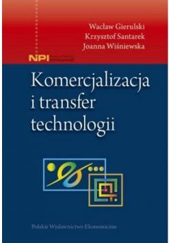 Komercjalizacja i transfer technologii